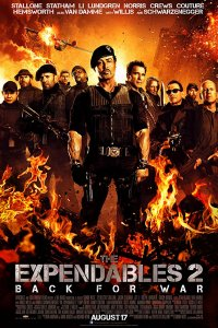 The Expendables 2 - back for war (2012)