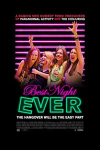 Hangover Girls - Best Night Ever (2014)