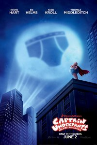 Captain Underpants - Der supertolle erste Film (2017)