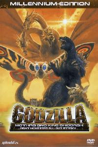 Godzilla, Mothra and King Ghidorah: Giant Monsters All Out Attack (2006)